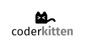 Logo for Coderkitten.com