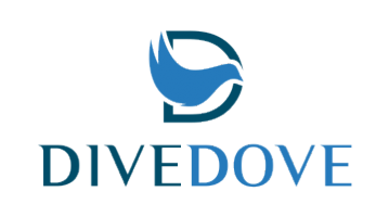 Logo for Divedove.com