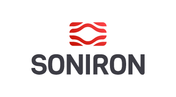 Logo for Soniron.com