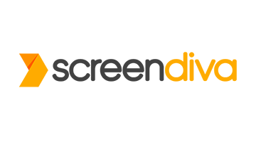 Logo for Screendiva.com
