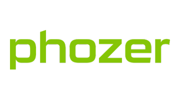 Logo for Phozer.com