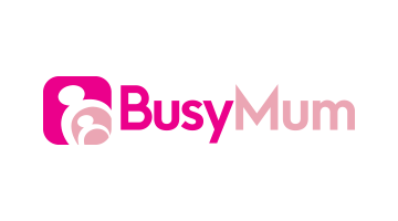 Logo for Busymum.com