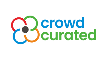 Logo for Crowdcurated.com
