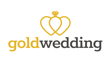 Logo for Goldwedding.com