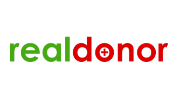 Logo for Realdonor.com