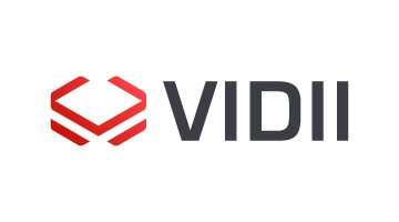 Logo for Vidii.com