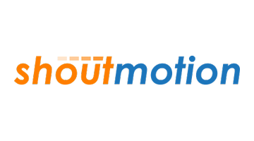 Logo for Shoutmotion.com