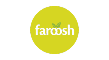 Logo for Faroosh.com