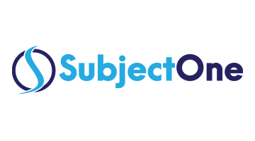 Logo for Subjectone.com