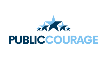 Logo for Publiccourage.com