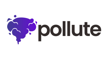 Logo for Pollute.com