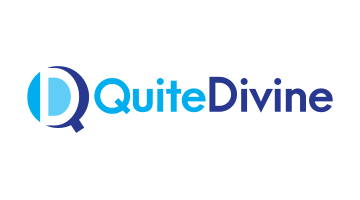 Logo for Quitedivine.com