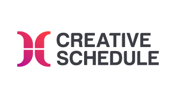 Logo for Creativeschedule.com