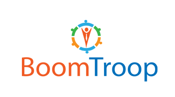 Logo for Boomtroop.com