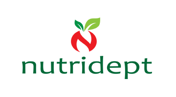 Logo for Nutridept.com