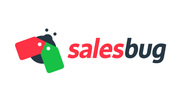 Logo for Salesbug.com