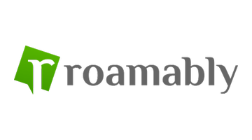 Logo for Roamably.com