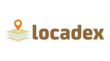 Logo for Locadex.com