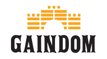 Logo for Gaindom.com