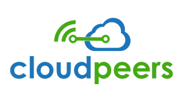 Logo for Cloudpeers.com