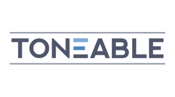 Logo for Toneable.com