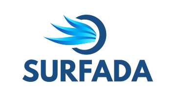 Logo for Surfada.com