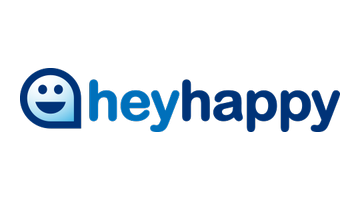 Logo for Heyhappy.com
