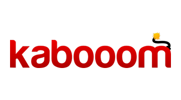 Logo for Kabooom.com