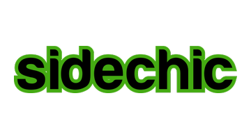 Logo for Sidechic.com