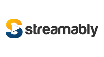 Logo for Streamably.com