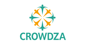 Logo for Crowdza.com