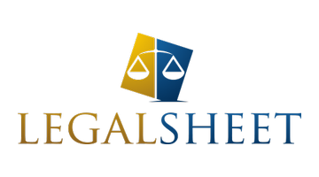 Logo for Legalsheet.com
