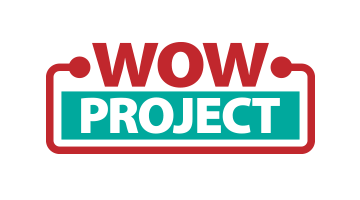 Logo for Wowproject.com