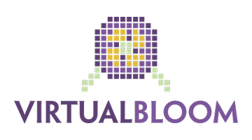 Logo for Virtualbloom.com