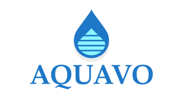 Logo for Aquavo.com