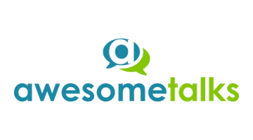 Logo for Awesometalks.com