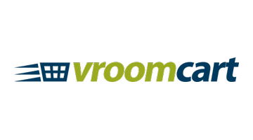 Logo for Vroomcart.com