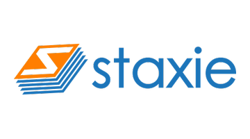 Logo for Staxie.com