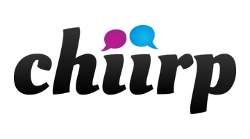 Logo for Chiirp.com