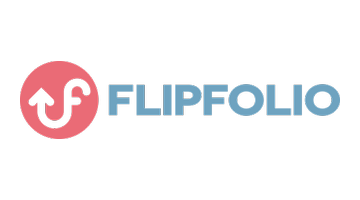 Logo for Flipfolio.com