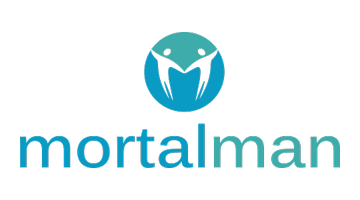 Logo for Mortalman.com