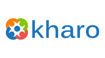 Logo for Kharo.com