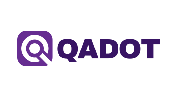 Logo for Qadot.com