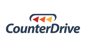 Logo for Counterdrive.com