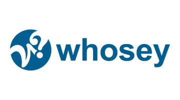 Logo for Whosey.com