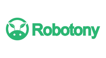 Logo for Robotony.com