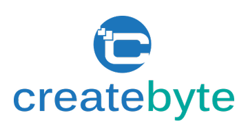Logo for Createbyte.com