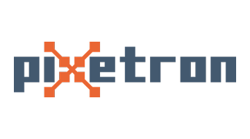 Logo for Pixetron.com