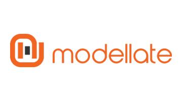 Logo for Modellate.com