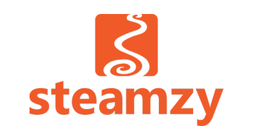 Logo for Steamzy.com
